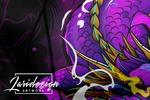 Фрагмент Рашгарда Dragon для школы единоборств