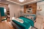Спальня с проектором