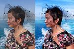 обработка фото под живопись