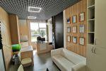 Реализованный проект офиса в ЭКО стиле