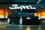 Toyota Supra - Пример Видеомонтажа 1