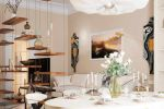 Кухня-гостиная в ЖК Софийский