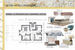 Дизайн-проект бутик-отеля в Эстонии