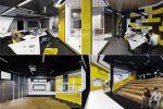 Концепция реконструкции кафедры архитектуры (учебный проект)