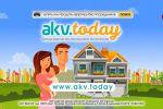 Рекламный видео ролик AKV today