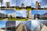 Архитектурная фотосъёмка. НГУ. Новосибирск