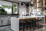 Проект коттеджа 272 м2 (интерьер 1-го этажа)