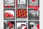 Дизайн страницы в Instagram Trend Medical Consulting
