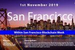 Рекламная компания блокчейн-конференции в Сан Франциско