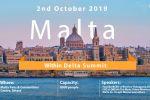 Рекламная компания блокчейн-конференции на Мальте