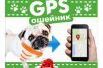 Баннерок для продажи GPS ошейников