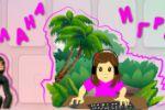 Шапка ютуб-канала + разработкой персонажа