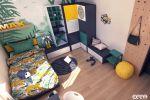 Детская комната для мальчика.