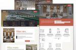 Сайт-каталог окон от производителя (Торонто, Канада)