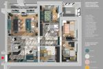 Проект-предложение 4К квартиры
