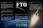 Флаер и топливная карта автозаправки FTQ