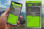 мобильное приложение / geo /