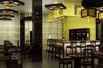 визуализация ресторана