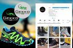 "Логотип ""Gekko"""