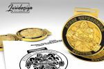 Разработка дизайна медали для Союза пауэрлифтеров России