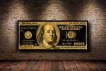 """Баннер """"Franklin gold"""""""