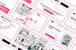 YourClinic — Концепция сайта клиники