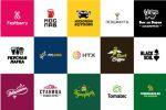 Логотипы по теме еда и кафе