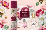 Упаковка и флакон для парфюма