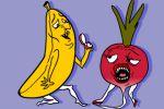 Банан и редиска 2018