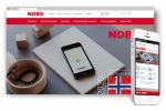 Сайт-каталог Nobo