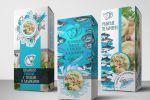 варианты упаковок под рыбные пельмени