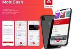 MobiCash - мобильное приложение (экраны)