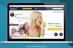 Дизайн landing page для стоматологических клиник Dentall+