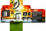 Разработка серии упаковок для компании Экспедиция