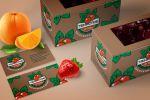 Упаковка ягод Крым