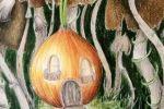 Луковичный домик