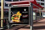 Реклама для гастропаба Western