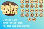 Логотип и GUI для мобильной игры
