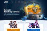 Магазин игровых услуг (Laravel)