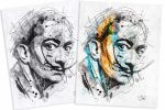Salvador Dali (ARTmosfera style) авторский стиль