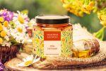 Этикетка для мёда МЕДОВАЯ ДОЛИНА