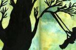 мальчик и дерево