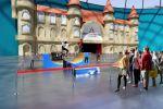 Москва. Остров мечты. Площадка для скейтбордистов