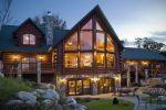Сео статья о компании. Строительство домов из дерева