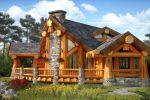 Строительство домов и бань из дерева ручной рубки
