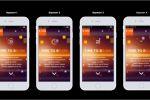 Тексты  вычитка для мобильного приложения