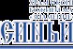 """Логотип Храма Иконы Божией Матери """"Знамение"""" в Аксиньино"""