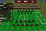 (Unity)симулятор управления футбольным полем для смартфон