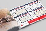 Дизайн и верстка каталога для керамогранита SOTGRES