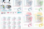 """Календарь - """"Домик"""""""